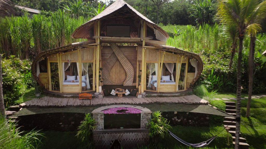 Camaya Bali Butterfly - Netflix World's Most Amazing Vacation Rentals
