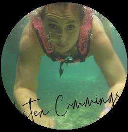 Kristen Cummings, Blogger and Author of Touristish