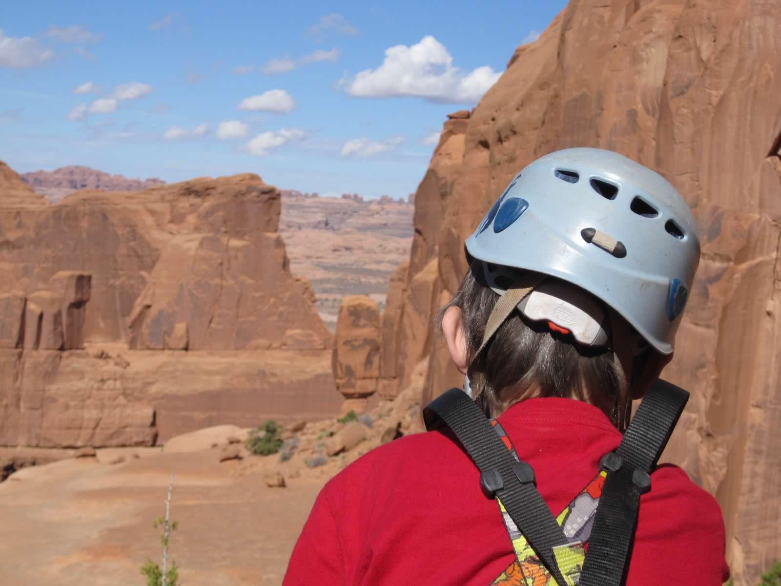 kids canyoneering utah