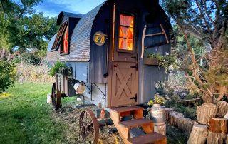 Amazing vacation rental - Sheepherder's wagon