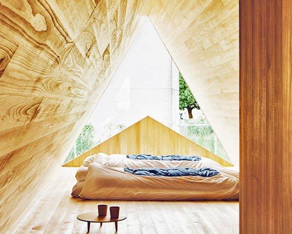Yoshino Cedar House, Japan